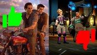 Metacritic: Das waren die laut Metascore besten Spiele des Jahres