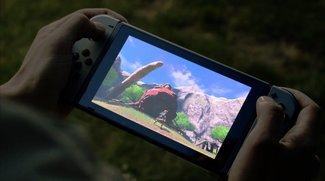 Nintendo Switch: Muss wohl ohne austauschbare Batterie auskommen