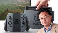Nintendo Switch: Sonys Shuhei Yoshida lobt das neue System