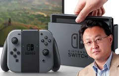 Nintendo Switch: Sonys Shuhei...