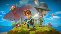 Oceanhorn: Zelda-Klon nun auch für Android