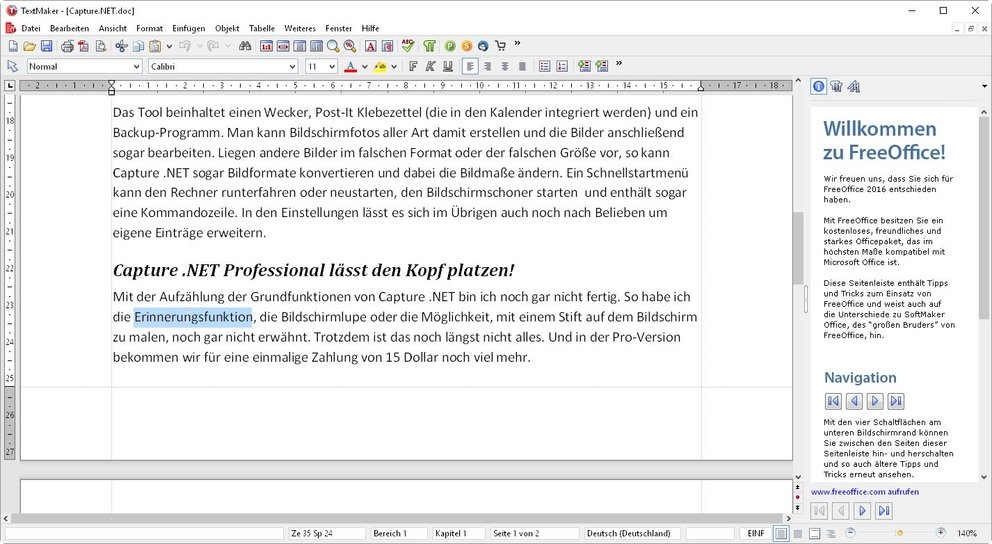 OpenOffice-alternative-softmaker-office-TextMaker