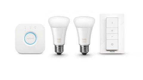 Philips Hue White Ambiance Starter Set für 90,80 Euro dank Gutschein – Smarte Beleuchtung zum Bestpreis!