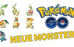 Pokémon GO: Neue Monster soll...