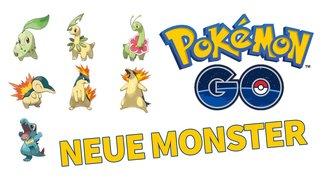 Pokémon GO: Neue Monster soll es laut Leak noch diese Woche geben (Update)