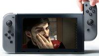 Nintendo Switch: Vielleicht nicht stark genug für Prey