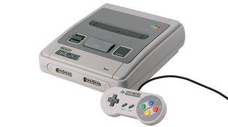 Nintendo: Patent deutet mögliches Nintendo Classic Mini SNES an