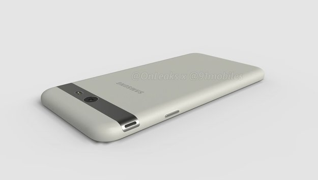 Samsung Galaxy J7 (2017): Renderbilder und -video geleakt