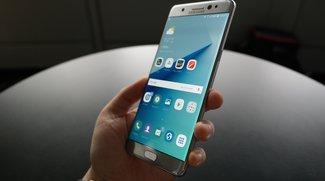 Samsung Galaxy Note 7: Aggressives Design Grund für Explosionen