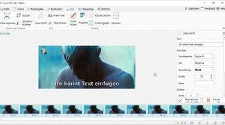 ScreenToGif – Bildschirm als GIF aufnehmen