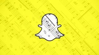 Musikerkennung: Kostenlos & ohne zusätzliche App - Snapchat macht's möglich