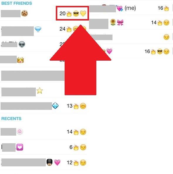 Snapchat sanduhr zeit