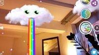 Snapchat: Weltlinsen hinzufügen und nutzen – so geht's