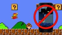 """Nintendo: Super Mario-Klassiker für Mobile einfach """"zu langweilig"""""""