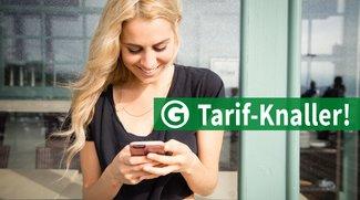 Tarif-Knaller: Allnet-Flat und 1 bis 3 GB LTE ab 5,55 Euro – ohne Datenautomatik!