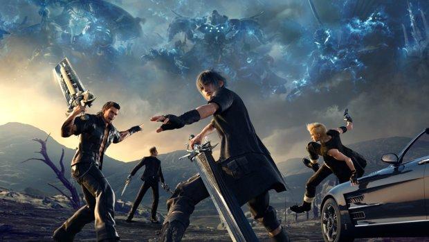 Final Fantasy XV: Modder entdeckt viel nackte Haut im Code