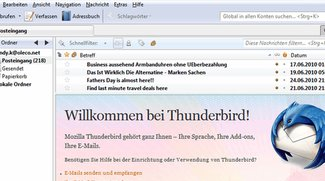 Top-Download der Woche 48/2016: Mozilla Thunderbird
