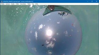 VLC 360°