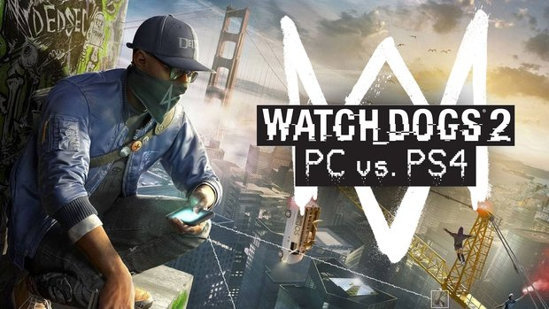 Watch Dogs 2 im Grafikvergleich: PlayStation 4 vs. PC