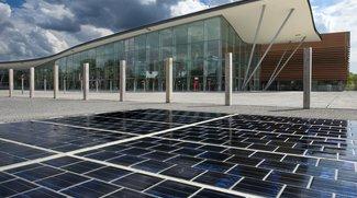 Wattway: Erste Solarstraße der Welt eingeweiht