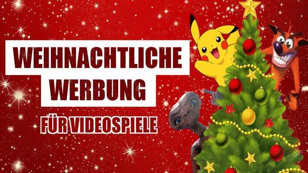 Die 12 besten und lustigsten Weihnachts-Werbespots für Videospiele