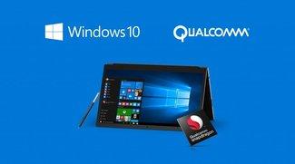 Windows-10-Notebooks mit Snapdragon-835-Prozessoren erscheinen Ende 2017