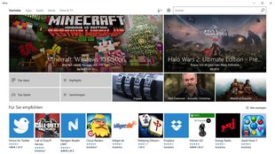 Windows 10: Erste Themes landen im Windows Store