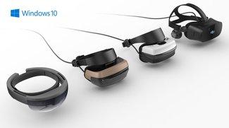 Windows 10 VR: Microsoft nennt minimale PC-Spezifikationen und weitere Details