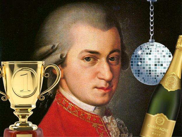 Warum Mozart 2016 erfolgreicher war als Drake und Kanye