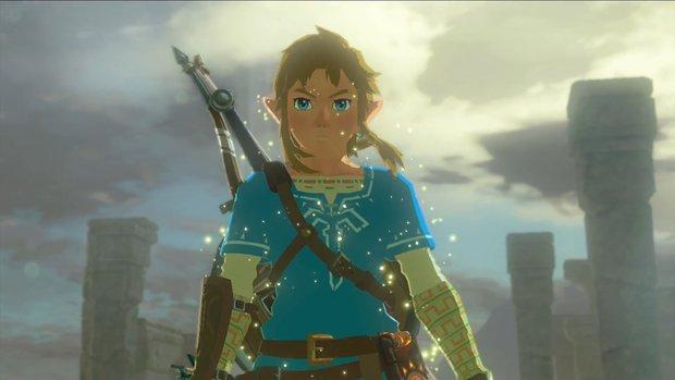 The Legend of Zelda: Lebendige Welt von Breath of the Wild in neuem Trailer