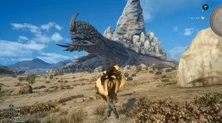 Final Fantasy 15: Adaman Taimai besiegen - Tipps für den Bosskampf