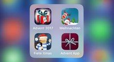 7 Adventskalender-Apps 2017 für iPhone – garantiert kalorienfrei