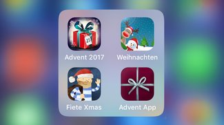 7 Adventskalender-Apps 2017 für iPhone – garantiert kalorienfrei