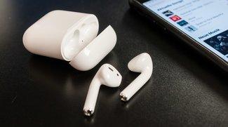 Apple AirPods: Nicht zu reparieren, aber wasserdicht