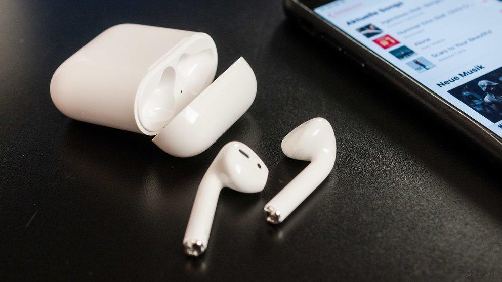 AirPods 2 zerlegt: Diese Verbesserungen bieten Apples neue Kopfhörer