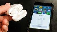 """AirPods 2019: Apples Bluetooth-Ohrhörer sollen """"gesünder"""" werden"""
