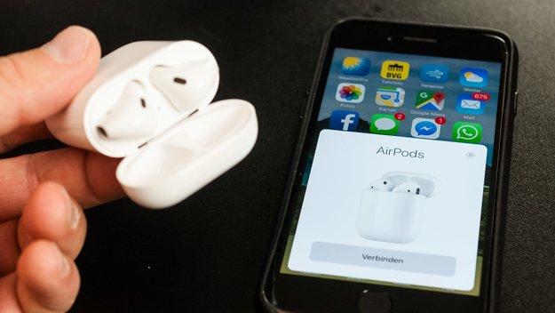 AirPods 2: Mit diesen iPhones kann man die Apple-Kopfhörer nicht (voll) verwenden