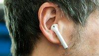 Apple AirPods: 2. Generation vereinfacht Siri-Nutzung