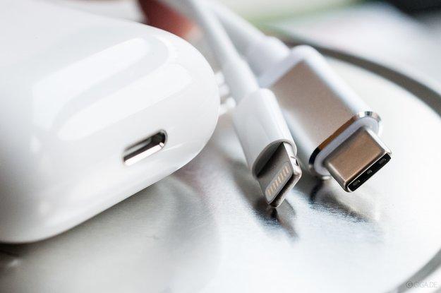 iPhone 8: USB C anstelle von oder für Lightning