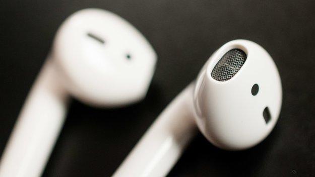 AirPods mit neuem Feature: So möchte Apple die Bluetooth-Ohrhörer verbessern