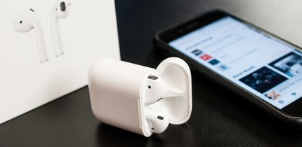 Apple AirPods: Die wichtigsten Infos in Bildern