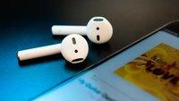 AirPods im Preisverfall: Apples Ohrhörer wieder unschlagbar günstig