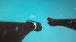 Neuer Apple-Watch-Werbespot: Geh schwimmen!
