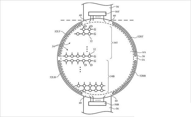 Patente zeigen: Apple spielt mit Gedanken einer runden Apple Watch