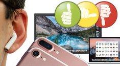 Die Apple-Produkte 2016 – und welche fehlten