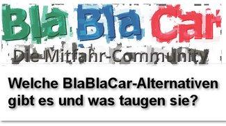 Welche BlaBlaCar-Alternative gibt es?