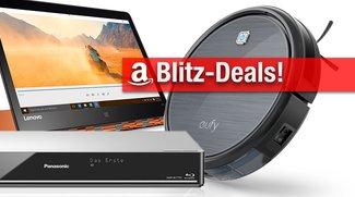 Blitzangebote: Yoga Convertible, Staubsaugerroboter, Huawei Watch, Blu-ray Recorder mit Festplatte u.v.m. günstiger