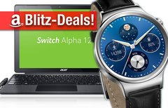 Blitzangebote: Acer-Notebooks,...