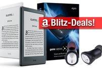Blitzangebote: Kindle für nur 49 Euro + Elgato Game Capture, Logitech Pop, Festplatten u.v.m. heute kurze Zeit günstiger