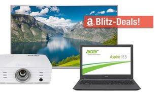 Blitzangebote: (Ultra-)HD-Fernseher, Acer-Notebook, Philips Hue und mehr